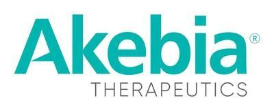 Akebia Therapeutics, Inc. (Nasdaq: AKBA), a biopharmaceutical company focused on the development and commercialization of therapeutics for people living with kidney disease (PRNewsfoto / Akebia Therapeutics, Inc.)