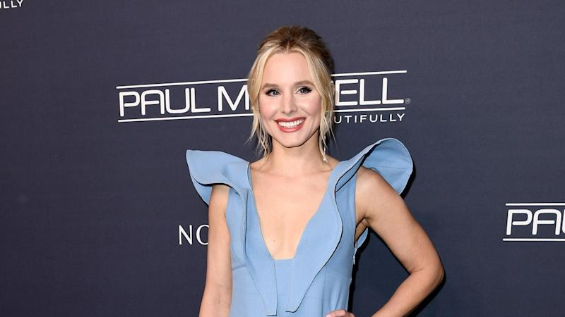 Kristen Bell Couldn't Hold Back Tears at Daughter Lincoln's Preschool Graduation