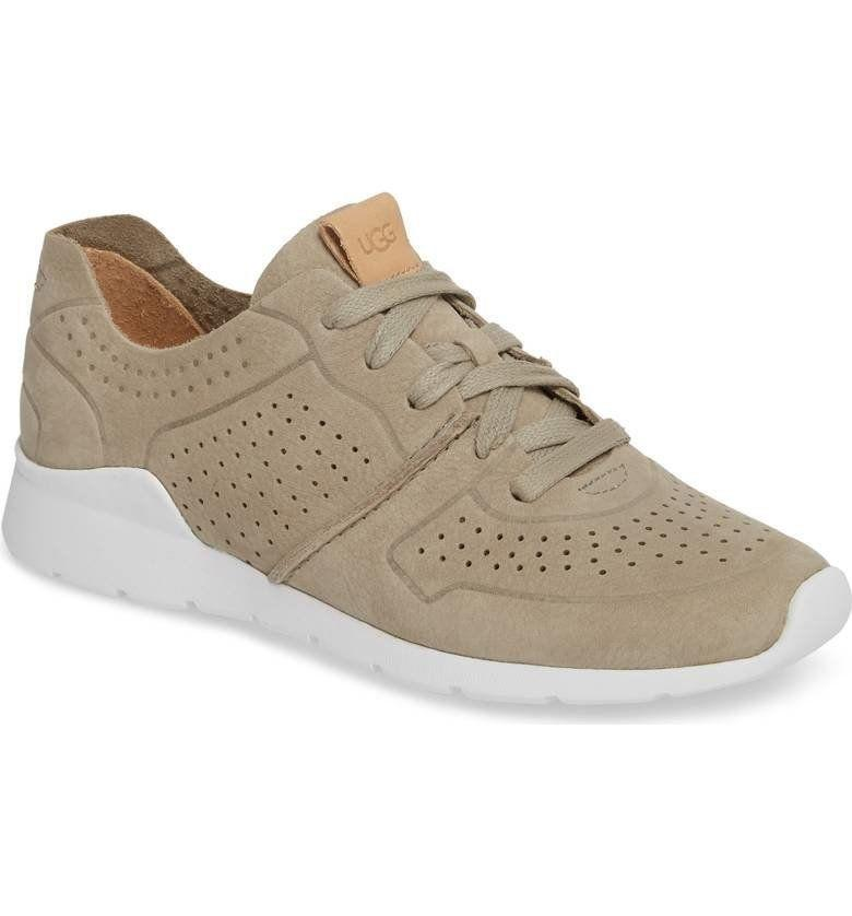 "Get them at <a href=""https://shop.nordstrom.com/s/ugg-tye-sneaker-women/4505246?origin=leftnav&cm_sp=Left%20Navigation-_-Women"" target=""_blank"">Nordstrom</a>, $140."