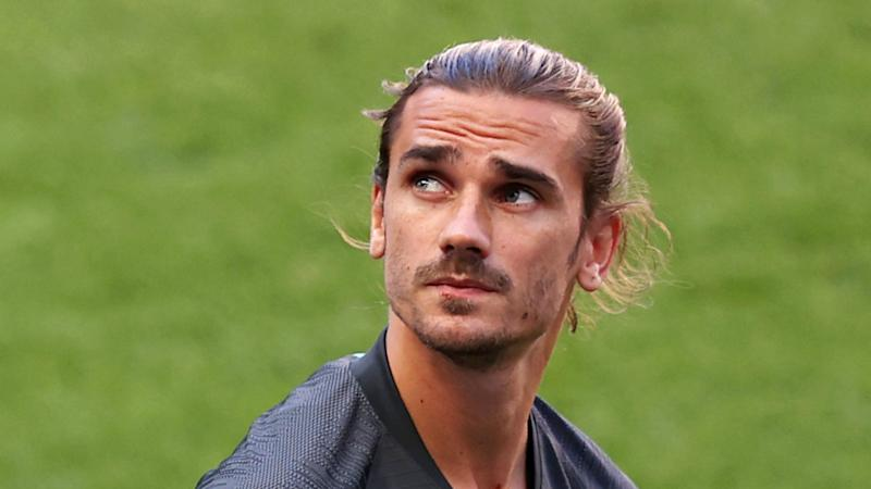 I don't know why people invent destinations - Griezmann reiterates desire to stay at Barcelona