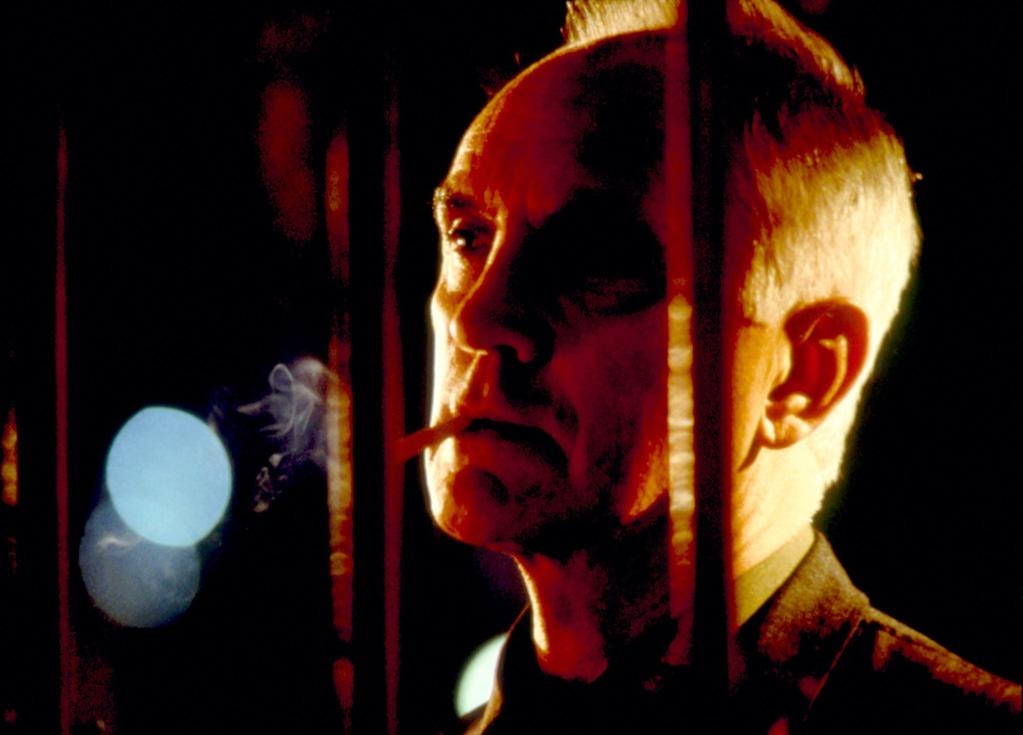 "<a href=""http://movies.yahoo.com/movie/1800019576/info"">The Limey</a> (1999:: Terence Stamp is just a complete bad-ass as a British ex-con who travels to Los Angeles to investigate the death of his daughter. His performance is powerful and without question, but Soderbergh provides an intriguing contrast by telling the story in fragments, in overlapping wisps of memories and dialogue, which contributes to the air of mystery and keeps us guessing. Stamp prowls a blistering, bleached-out LA, a mix of downtown warehouses and cheap apartments, shimmering beaches and staggering hillside mansions. He's hunting a slick, laid-back record producer, played perfectly by Peter Fonda, who was involved with this much-younger girl when she died. Soderbergh seamlessly blends these actors' aura of '60s cool with his own contemporary style."