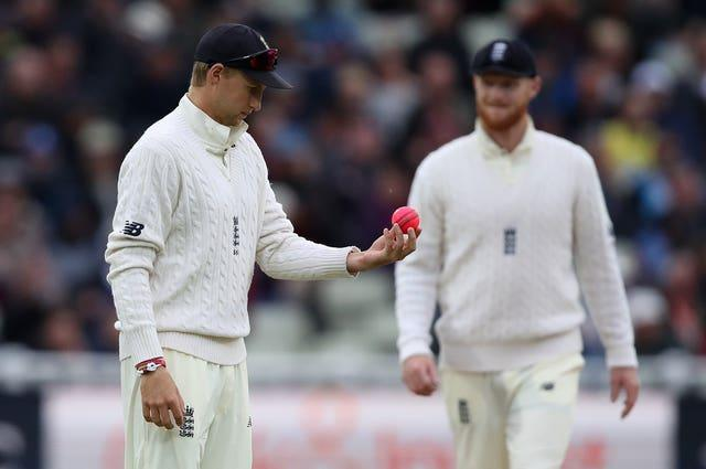 England beat the West Indies in a pink-ball Test in 2017 (Nick Potts/PA)