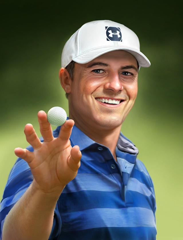 """<p>Inspired by his younger sister, Ellie, who was born with a neurological disorder, Spieth has been giving back since first volunteering at Ellie's school when he was in high school. At 21, he and his family started the Jordan Spieth Foundation, which helps youth with special needs as well as junior golf, military families and pediatric cancer. Spieth, now 26, has plenty of time to continue to give back: """"I'm excited about the possibilities ahead of me, both on and off the course,"""" he says. """"It all goes hand in hand.""""</p> <p><a href=""""https://www.golfdigest.com/story/jordan-spieth-learned-the-joy-of-giving-early-on?mbid=synd_yahoo_rss"""" rel=""""nofollow noopener"""" target=""""_blank"""" data-ylk=""""slk:Read more →"""" class=""""link rapid-noclick-resp"""">Read more →</a></p>"""