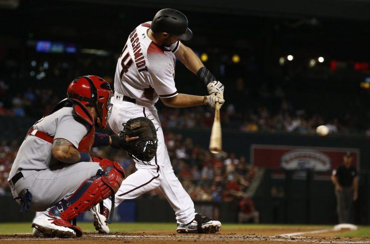 Paul Goldschmidt is quietly having himself an MVP-caliber season. (AP)