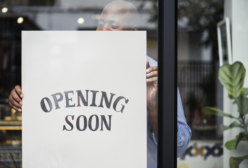 The latest recession has created opportunities for new businesses. Image: Getty