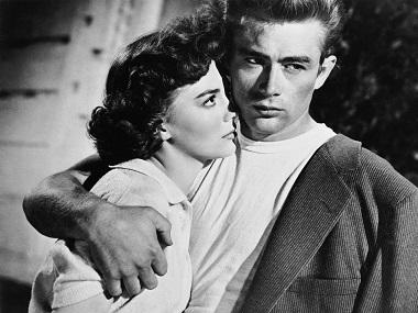 How Rebel Without a Cause depicted a generation devoid of spiritual lives, coming of age at a time of peace