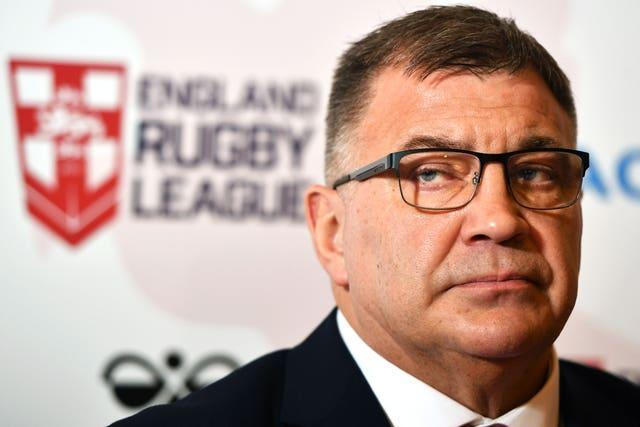 England coach Shaun Wane must wait even longer for his first competitive match