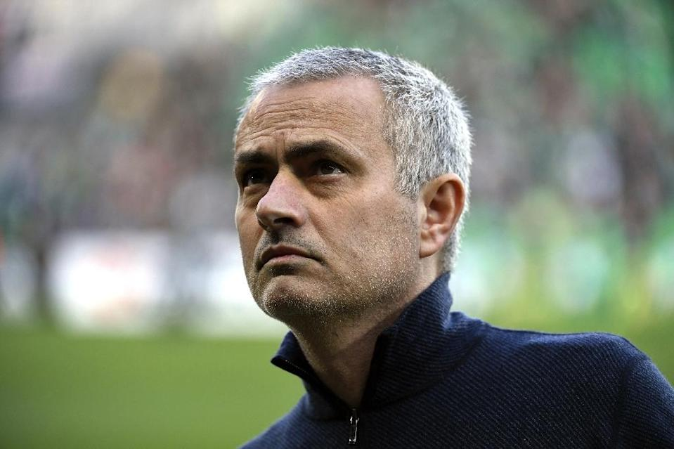 After being sacked by Chelsea last season, Jose Mourinho arrived at United in July with a point to prove after critics questioned whether he had lost his magic touch (AFP Photo/PHILIPPE DESMAZES)