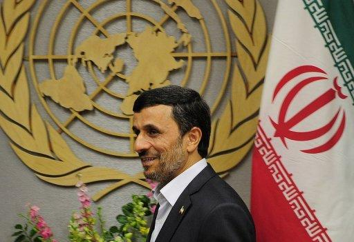 Iran President Mahmoud Ahmadinejad's presence in New York for the UN meeting has in the past sparked small protests