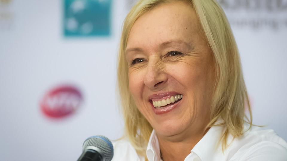 """<p><span>According to the ITHOF, Billie Jean King herself called Martina Navratilova """"the greatest singles, doubles, and mixed doubles player who ever lived."""" Navratilova holds enough both-gender records to back up that statement and then some. No male or female player has ever won more than her 167 singles tournaments, 177 doubles events or 2,189 matches. Her career began in 1975 and ended with her winning the mixed doubles championship at the US Open a month before she turned 50 in 2006. In that three-decade span, she lost just 219 times in singles matches.</span></p> <p><a href=""""https://www.gobankingrates.com/net-worth/sports/what-is-martina-navratilova-net-worth/?utm_campaign=1130237&utm_source=yahoo.com&utm_content=11&utm_medium=rss"""" rel=""""nofollow noopener"""" target=""""_blank"""" data-ylk=""""slk:Find out what her net worth is now."""" class=""""link rapid-noclick-resp"""">Find out what her net worth is now.</a></p> <p><em><strong>Related: </strong></em><em><strong><a href=""""https://www.gobankingrates.com/net-worth/sports/richest-athletes-younger-40/?utm_campaign=1130237&utm_source=yahoo.com&utm_content=12&utm_medium=rss"""" rel=""""nofollow noopener"""" target=""""_blank"""" data-ylk=""""slk:LeBron James and More of the Richest Athletes Younger Than 40"""" class=""""link rapid-noclick-resp"""">LeBron James and More of the Richest Athletes Younger Than 40</a></strong></em></p> <p><small>Image Credits: Jimmie48 Photography / Shutterstock.com</small></p>"""