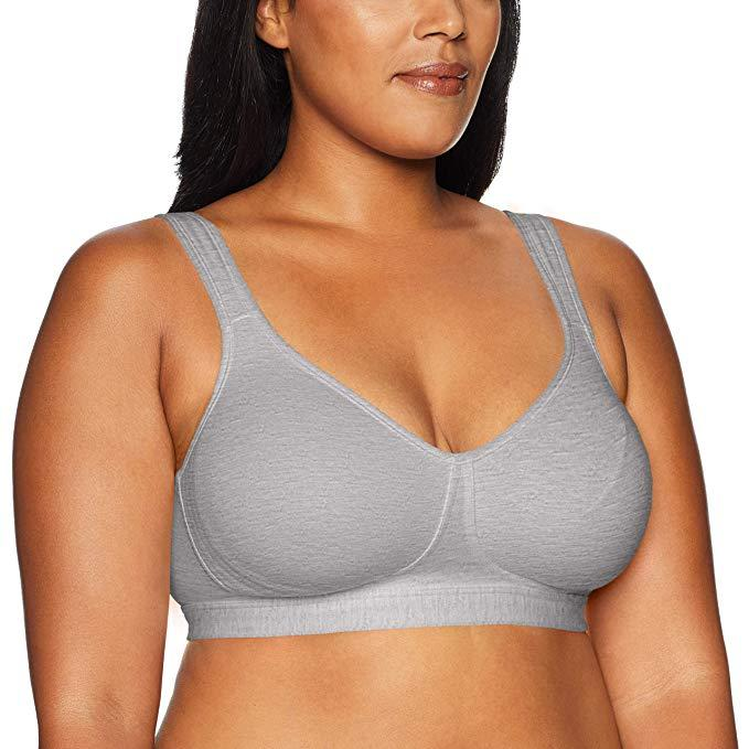 Playtex Women's 18 Hour Ultimate Lift and Support Wire Free Bra. (Photo: Amazon)