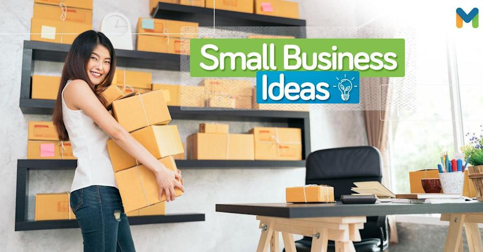 25 Small Business Ideas You Can Start