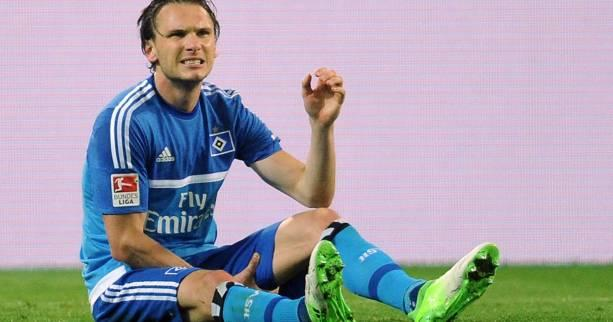 Foot - ALL - Hambourg - Hambourg : Albin Ekdal absent six semaines