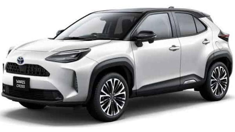 Toyota Yaris Cross, with electric four-wheel-drive system, launched