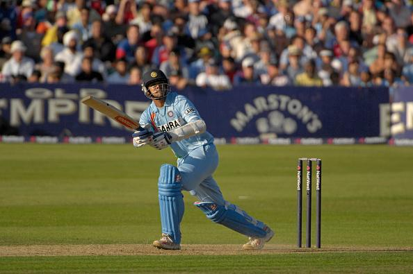 2nd NatWest Series ODI England v India : News Photo
