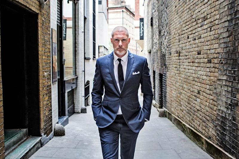 Celebrity art curator Jean-David Malat says London is one of top global locations for modern and contemporary art