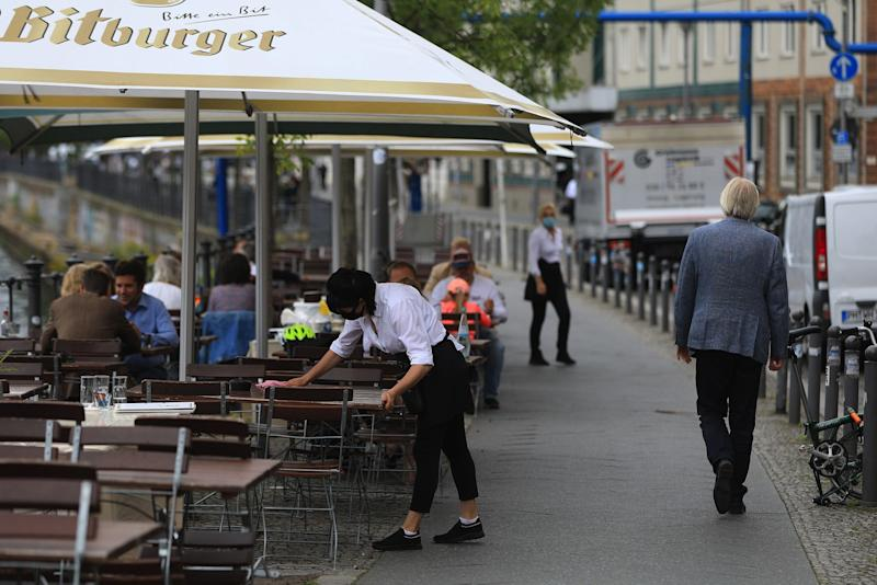 Germany Cushions Pandemic Blow by Weaning Itself Off Exports