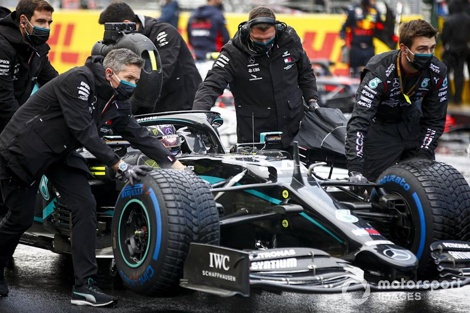 "Lewis Hamilton, Mercedes F1 W11<span class=""copyright"">Andy Hone / Motorsport Images</span>"