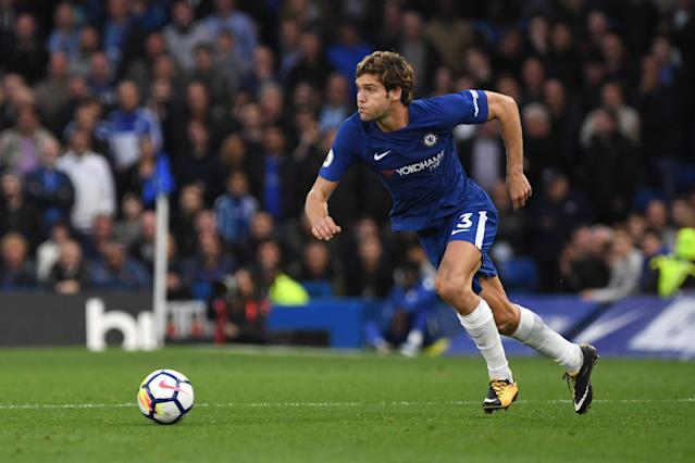 Tottenham promise to take action over offensive banner targeting Chelsea's Marcos Alonso