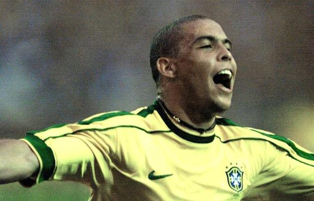 Brazil's 2002 World Cup-winning striker Ronaldo hailed from the same poverty-stricken background as the boys at the club