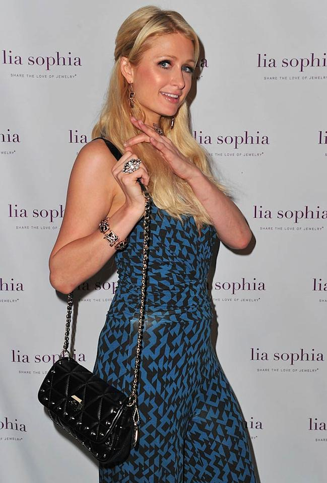 """Oh, look! Paris Hilton made a red carpet appearance! She probably wants to make sure she stays relevant after she stormed out of """"Good Morning America"""" last week when a reporter asked her if her """"moment has passed."""" Ouch! Alberto E. Rodriguez/<a href=""""http://www.gettyimages.com/"""" target=""""new"""">GettyImages.com</a> - July 27, 2011"""