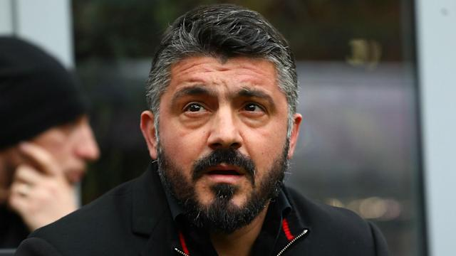 "Gennaro Gattuso has ""gone beyond expectations"" in his performance as AC Milan's head coach, according to CEO Marco Fassone."