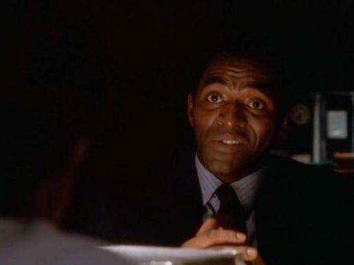carl lumbly in the west wing