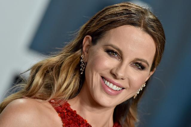 Kate Beckinsale attends the 2020 Vanity Fair Oscar Party hosted by Radhika Jones at Wallis Annenberg Center for the Performing Arts on February 09, 2020 in Beverly Hills, California. (Photo by Axelle/Bauer-Griffin/FilmMagic)