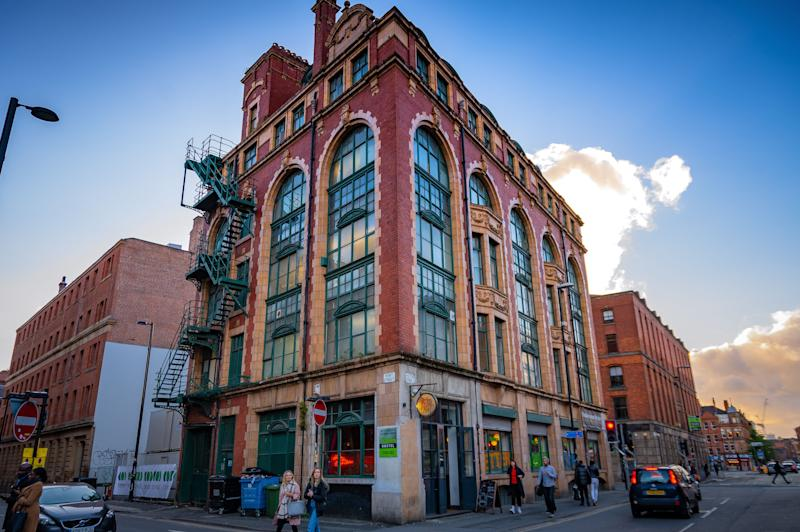 <strong>Manchester's Northern Quarter.</strong> (Photo: Emad aljumah via Getty Images)