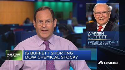 "The ""FMHR"" panel discuss Warren Buffett, Dow Chemical and their preferred stock agreement."