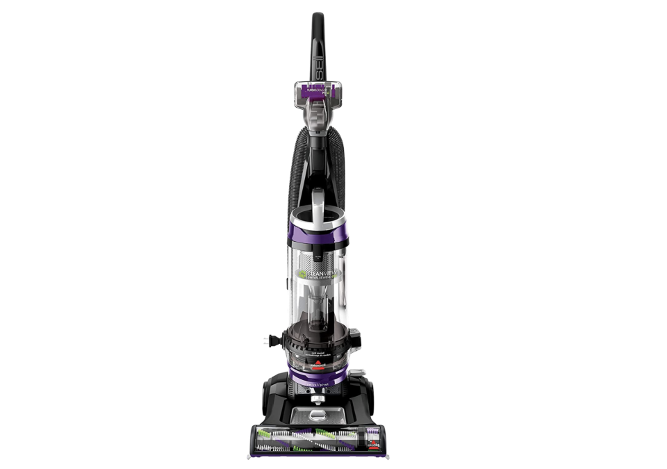 Bissell Cleanview Swivel Upright Multi-Cyclonic Vacuum is on sale for Cyber Monday, $128 (originally $170).