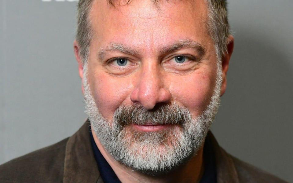 """File photo dated 12/04/19 of Line Of Duty creator Jed Mercurio, who has said drama """"should address"""" the coronavirus pandemic. Issue date: Thursday February 25, 2021. PA Photo. He told the BBC's Inside Culture With Mary Beard that if he wrote a script inspired by health-related issues, it would be about Covid-19. See PA story SHOWBIZ Mercurio. Photo credit should read: Ian West/PA Wire - Ian West/PA Wire"""