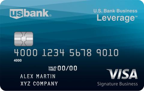 Us bank business leverage visa signature card delivers value us bank business leverage visa signature card delivers value where businesses spend the most reheart Gallery