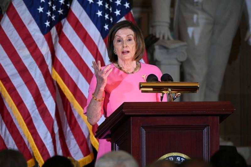 House Democrats see progress on U.S.-Mexico-Canada trade deal, passage possible this year