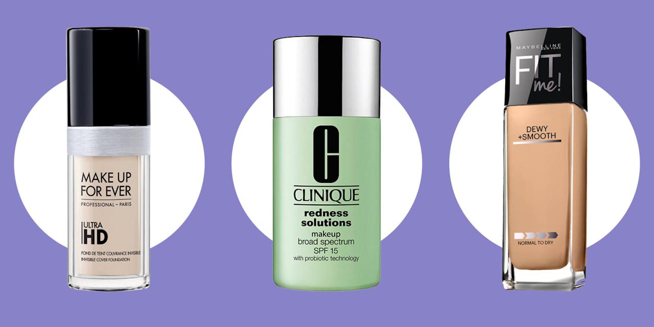 How to Find the Perfect Foundation for Your Skin Type and ...