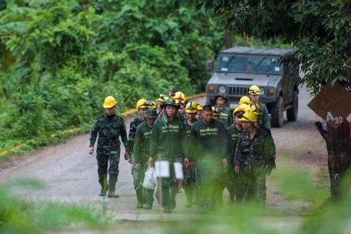 All of the boys trapped in a Thai cave have been guided to safety
