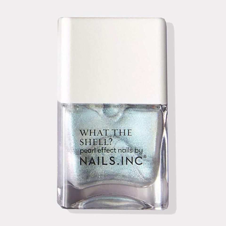 "<p><strong>Nails.INC Anthropologie</strong></p><p>anthropologie.com</p><p><strong>$11.00</strong></p><p><a href=""https://go.redirectingat.com?id=74968X1596630&url=https%3A%2F%2Fwww.anthropologie.com%2Fshop%2Fnailsinc-what-the-shell-nail-polish%3Fcolor%3D007%26type%3DSTANDARD%26size%3DOne%2BSize%26quantity%3D1&sref=https%3A%2F%2Fwww.oprahdaily.com%2Fbeauty%2Fskin-makeup%2Fg35927219%2Fspring-nail-polish-zodiac-sign%2F"" rel=""nofollow noopener"" target=""_blank"" data-ylk=""slk:Shop Now"" class=""link rapid-noclick-resp"">Shop Now</a></p><p>Fluid and intuitive, Pisces is ever-changing, like the waves of the ocean. This season, you're growing in ways that you can't even imagine. All the more reason to wear a Little Mermaid-approved nail color. Wear this sparkly green nail polish, and prepare to get lost in your dreams.</p>"
