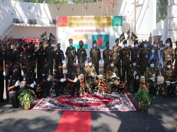 The Indian Army delegation was led by Major General Narinder Singh Khroud, Chief of Staff of Brahmastra Corps whereas the Bangladesh Army Delegation was led by Major General Mohammad Humayun Kabir.
