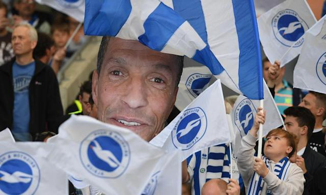 Chris Hughton's honest approach strikes a chord at Brighton