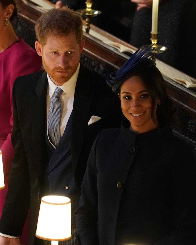 Royal Wedding Meghan Markle.Meghan Markle And Prince Harry Were All About The Pda At