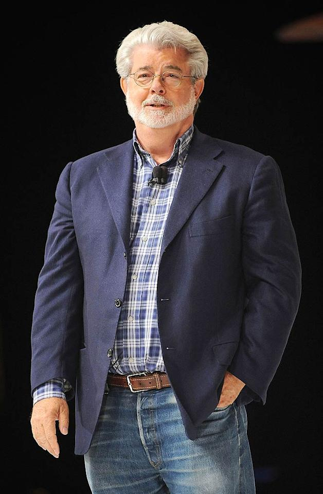 "May 14: George Lucas turns 77 Gustavo Caballero/<a href=""http://www.gettyimages.com/"" target=""new"">GettyImages.com</a> - August 14, 2010"