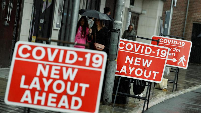 British economy slides into deepest recession on record due to Covid crisis