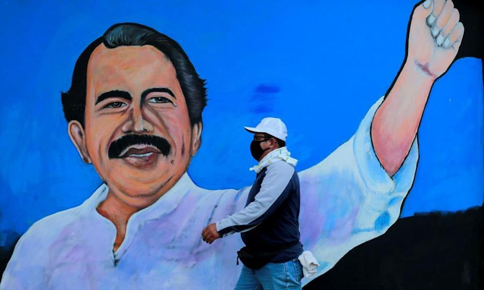Daniel Ortega returned to power in 2006 and has seen off all opposition since.