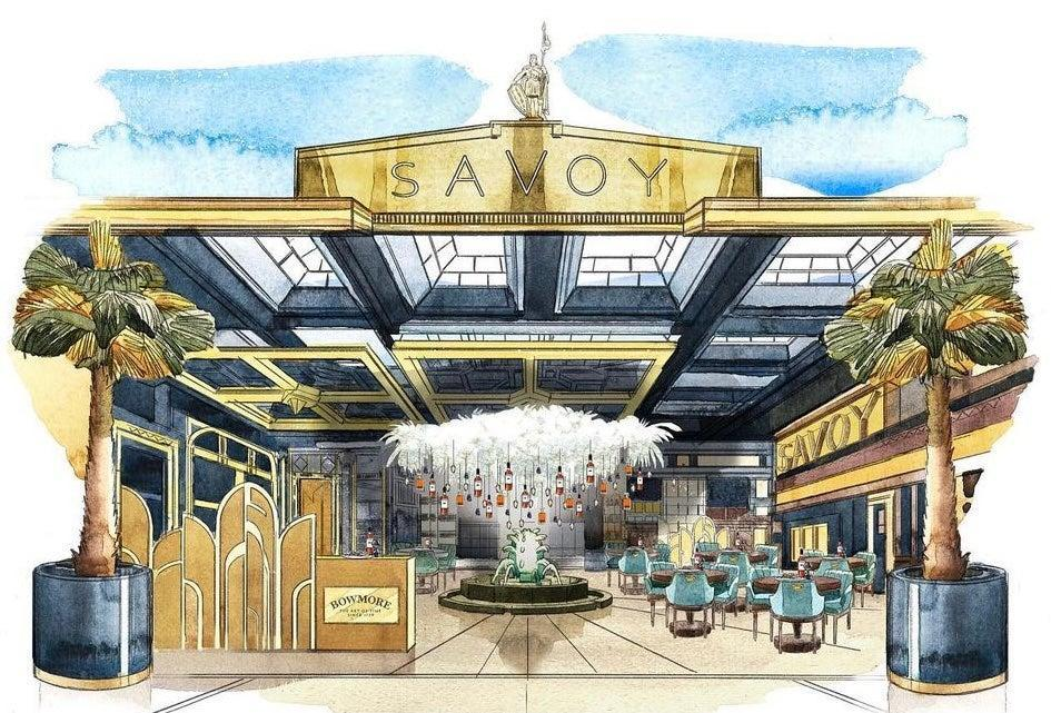 <p>The terrace will open tomorrow</p> (MEREDITH O'SHAUGHNESSY)