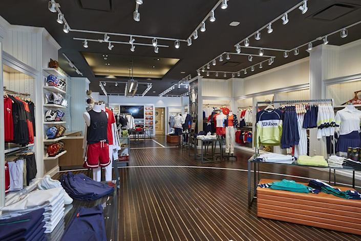 Wilson Sporting Goods Co. opens its first-ever retail location in Chicago. - Credit: Courtesy of Wilson Sporting Goods Co.