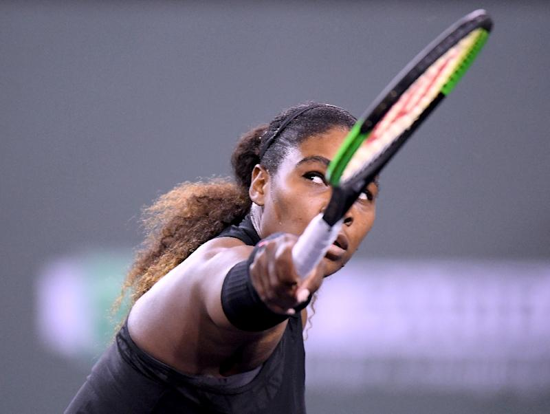 Serena Williams' comeback is just starting, and she's still got it