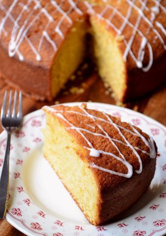 """<p><span>Now we can't forget about dessert, can we? Over on blog, Frugal Feeding, lemon drizzle cake is a sure-fire hit because you can't go wrong with an old classic. Whether your pals are popping in or your nan is after a cup of tea, nobody will be able to resist a great big slice. Try the <a href=""""http://frugalfeeding.com/2013/04/22/lemon-drizzle-cake/"""" rel=""""nofollow noopener"""" target=""""_blank"""" data-ylk=""""slk:recipe"""" class=""""link rapid-noclick-resp"""">recipe</a>. [Photo: Frugal Feeding]</span><br><strong>Ingredients</strong>:<br>4 large eggs<br>Butter, caster sugar and self-raising flour in equal measure – weigh the eggs in order to get exact amounts<br>The zest of 2 lemons<br>3 tbsp ground almonds<br>The juice of 1 lemon<br>2 tbsp caster sugar<br>2 tbsp icing sugar<br>A little water </p>"""