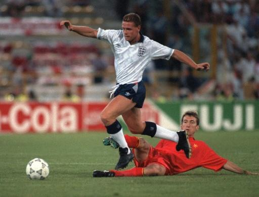 Paul Gascoigne's performances and England's run to the semi-finals at the 1990 World Cup helped revitalise English football