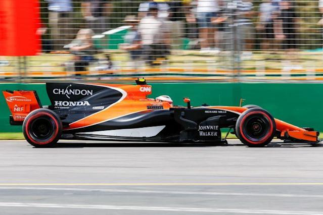 Going backwards: The McLaren-Honda partnership may be hugely experienced but they appear to be getting even worse at F1