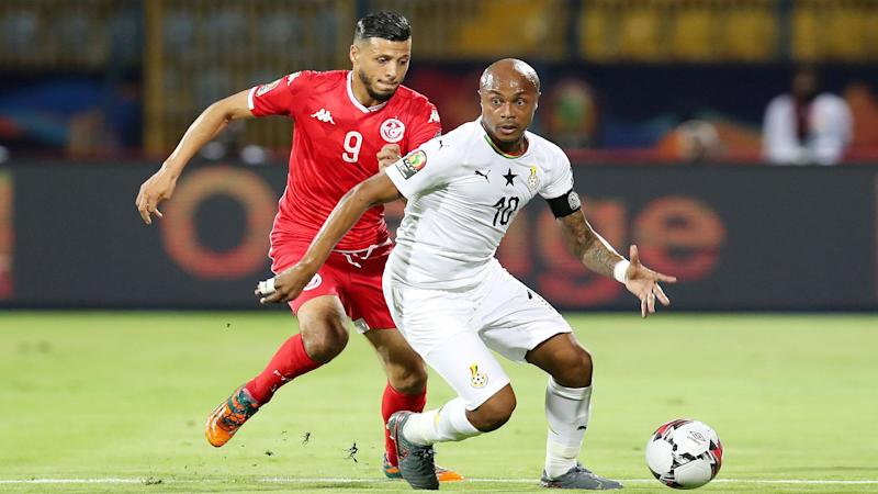 Andre Ayew available for Swansea's League Cup tie vs. Northampton Town